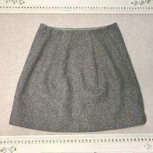 Jacob Wool Skirt - Rivets